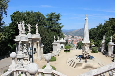 Lamego, Portugal, photo credit Gilly Pickup