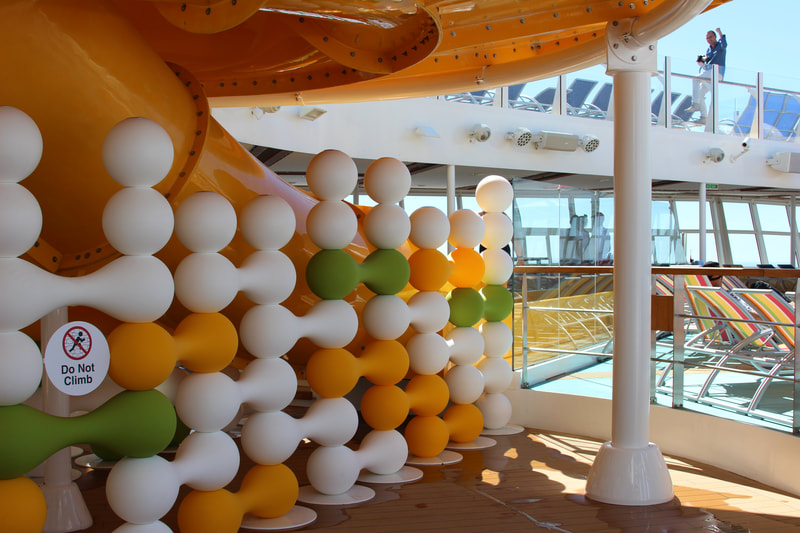 lots to do on board Symphony of the Seas