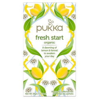 Pukka Fresh Start tea